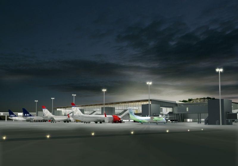 Flesland terminal 3